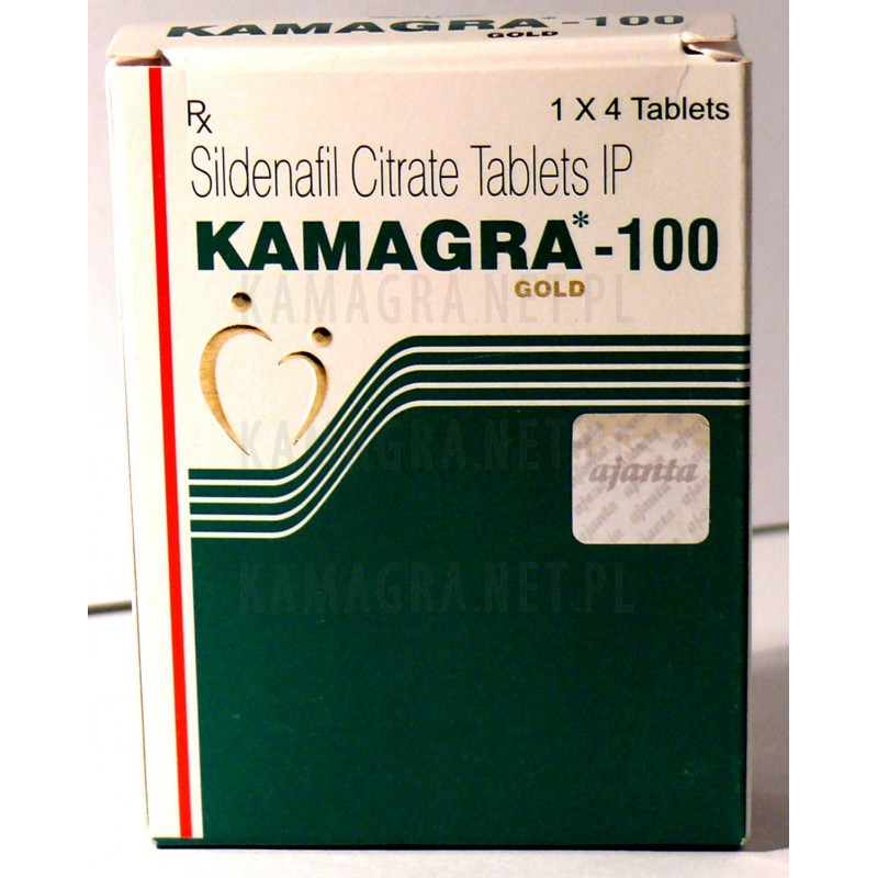 Kamagra Gold 100mg Dosage