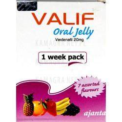 Valif 20mg Oral Jelly