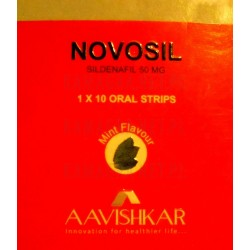 Novolis Oral Strips 50mg