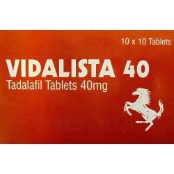 Vidalista 40mg
