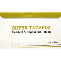 Super Tadapox 40mg + 60mg