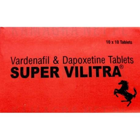 Super Vilitra 20mg + 60mg