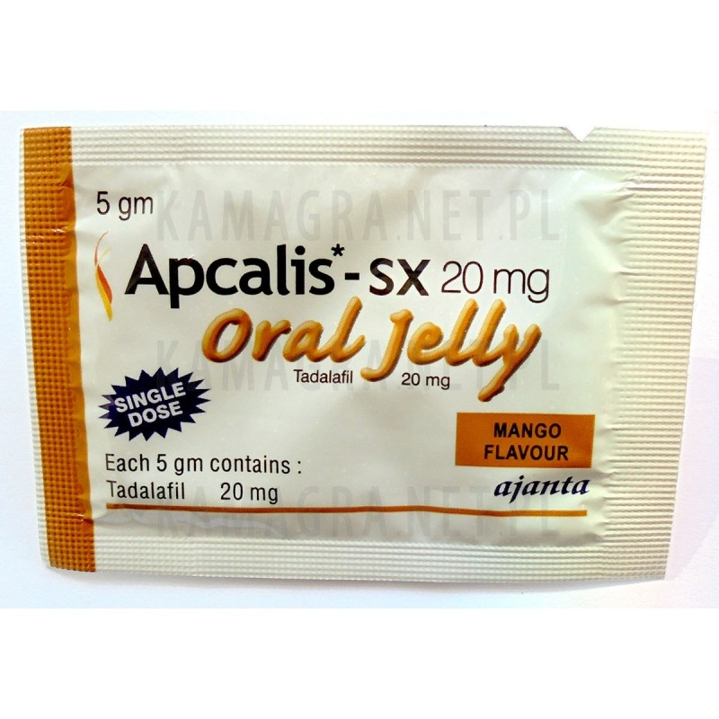 Cost Of Apcalis jelly Canada