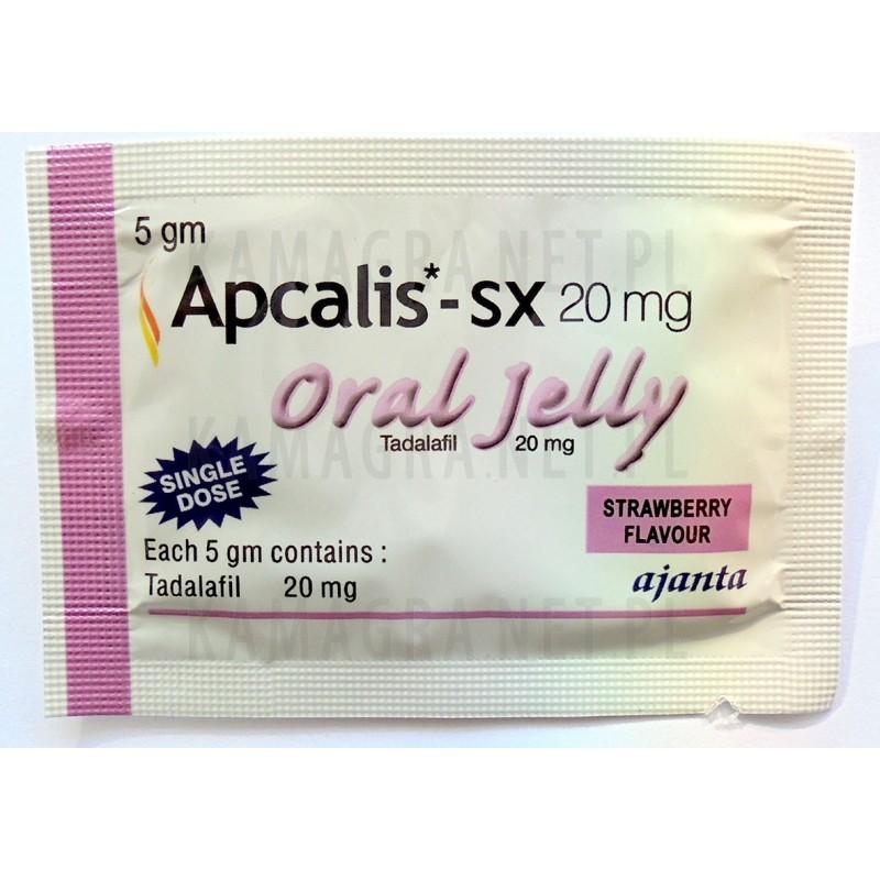 Apcalis jelly En Français