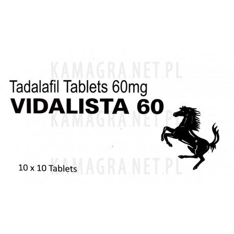 Vidalista 60mg