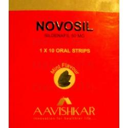 Novolis Oral Strips 50mg