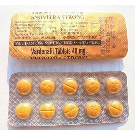 medicinali che inibiscono lerezione