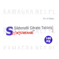 Sextreme 100mg Tablets