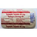 Tadagra 40mg Strong